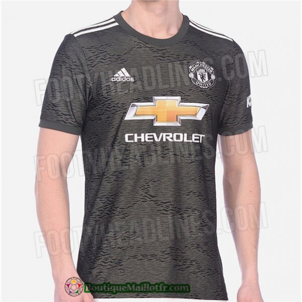 Maillot Manchester United 2020 2021 Exterieur
