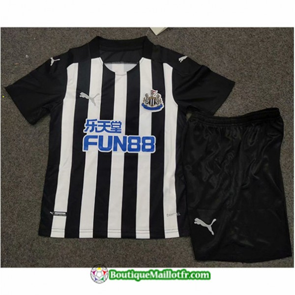 Maillot Newcastle United Enfant 2020 2021 Domicile