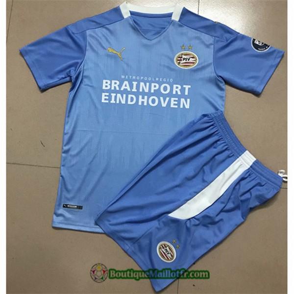 Maillot Psv Eindhoven Enfant 2020 2021 Exterieur