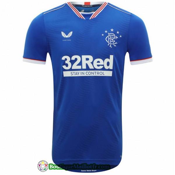 Maillot Rangers 2020 2021 Domicile
