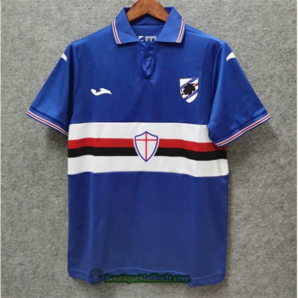 Maillot Sampdoria Retro Domicile