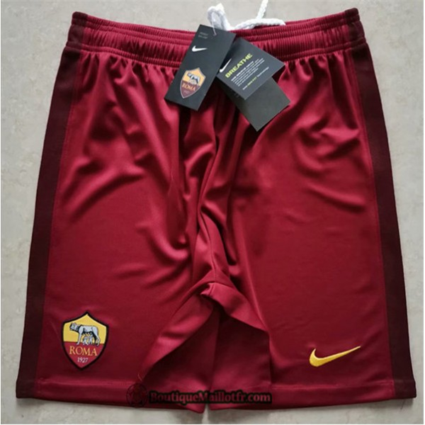 Maillot Short As Roma 2020 2021 Domicile