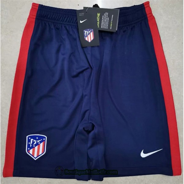 Maillot Short Atletico Madrid 2020 2021 Domicile