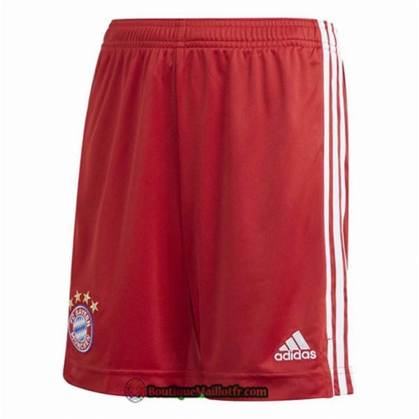 Maillot Short Bayern Munich 2020 2021 Domicile