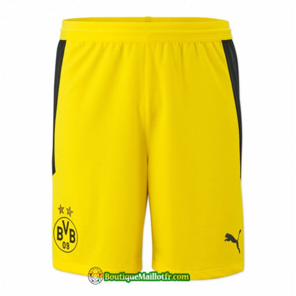 Maillot Short Borussia Dortmund 2020 2021 Exterieu...