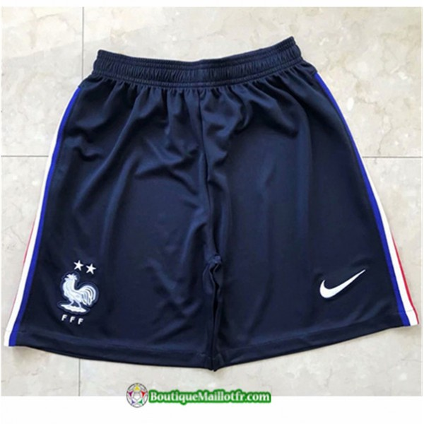 Maillot Short France 2020 2021 Exterieur
