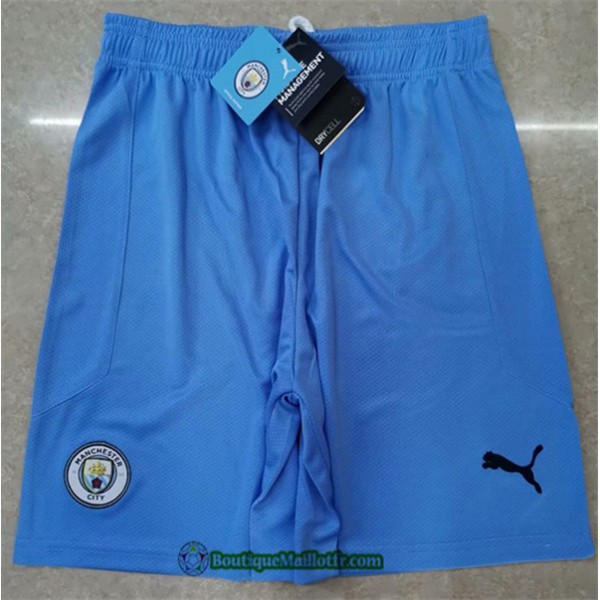 Maillot Short Manchester City 2020 2021 Third