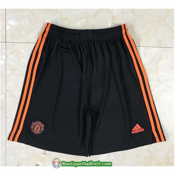 Maillot Short Manchester United 2020 2021