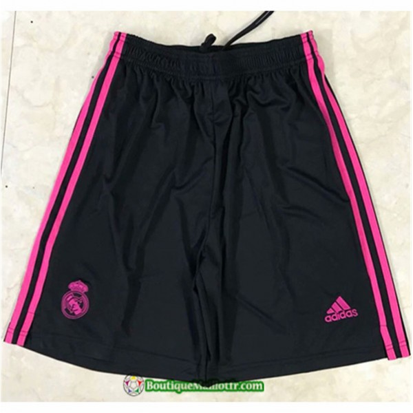 Maillot Short Real Madrid 2020 2021 Exterieur