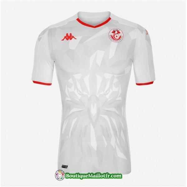Maillot Tunisie 2020 2021 Domicile