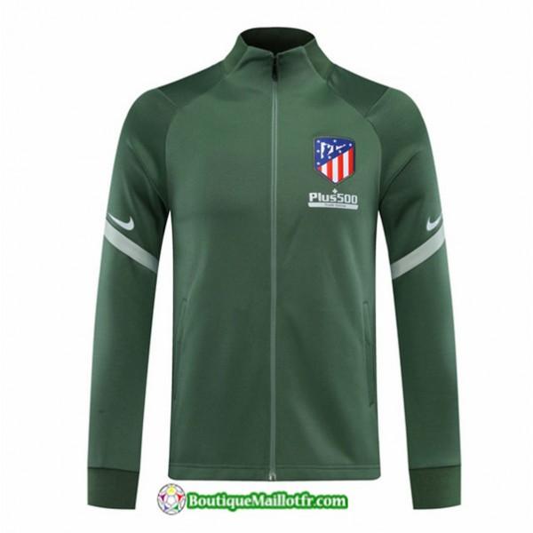 Veste Atletico Madrid 2020 2021 Vert