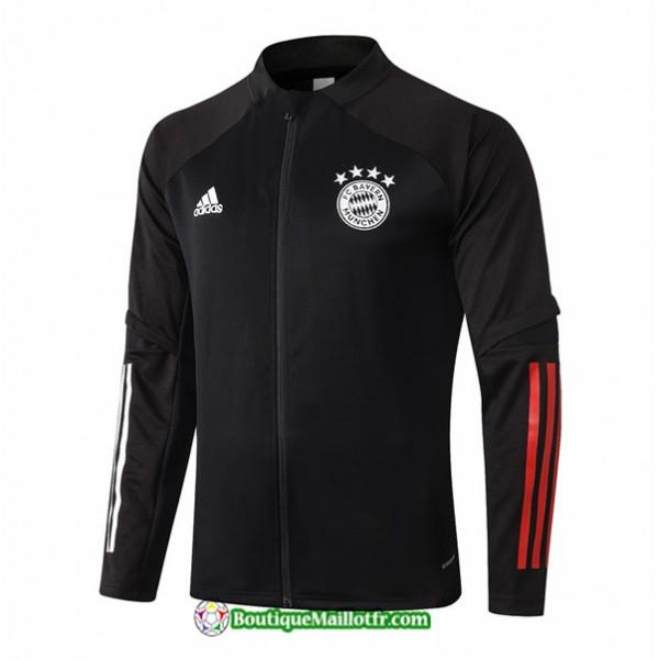 Veste Bayern Munich 2020 2021 Noir