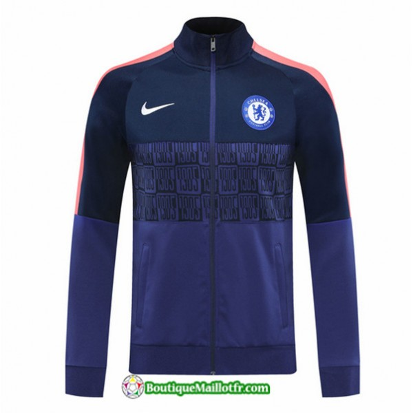 Veste Chelsea 2020 2021 Bleu Marine