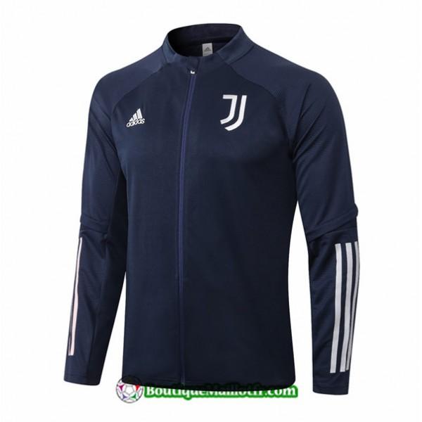 Veste Juventus 2020 2021 Bleu Marine