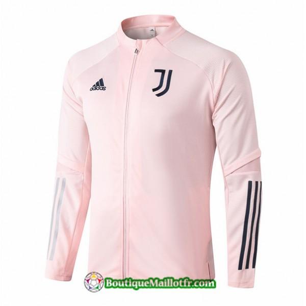 Veste Juventus 2020 2021 Rose