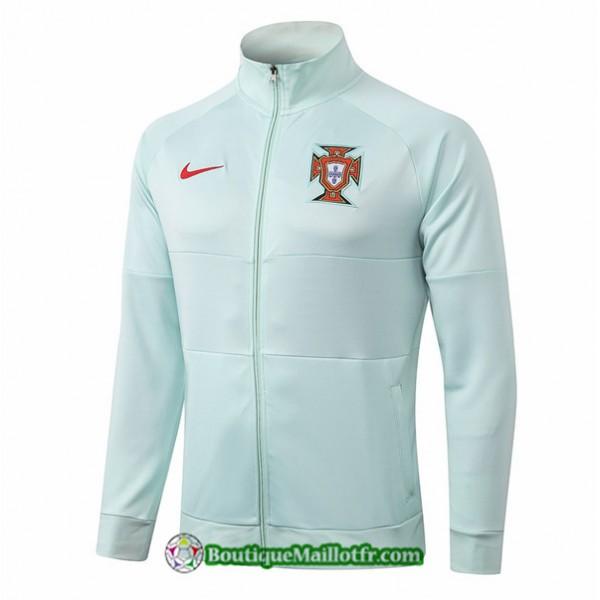 Veste Portugal 2020 2021 Vert Clair