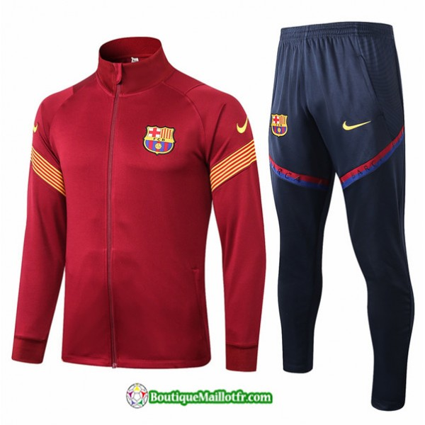 Veste Survetement Barcelone 2020 2021 Bordeaux