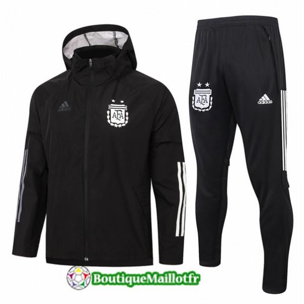 Coupe Vent Argentine 2020 Noir