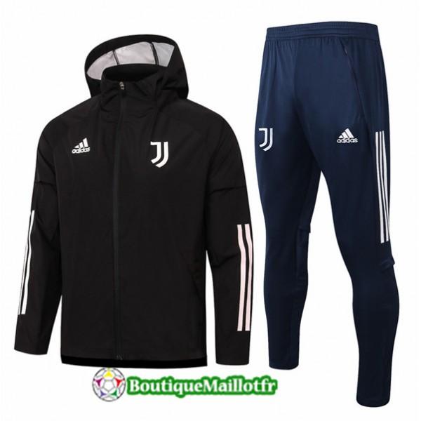 Coupe Vent Juventus 2020 Noir