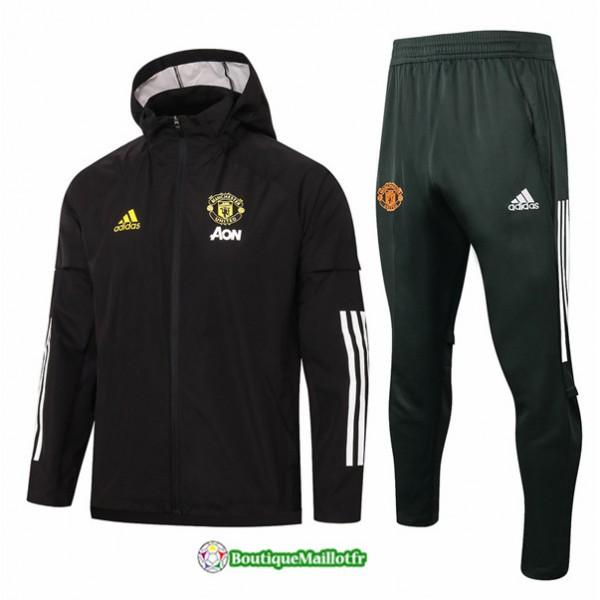 Coupe Vent Manchester United 2020 Noir