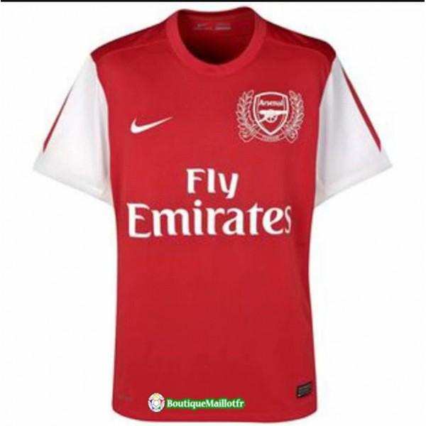 Maillot Arsenal Retro 2011 12 Domicile 125ème