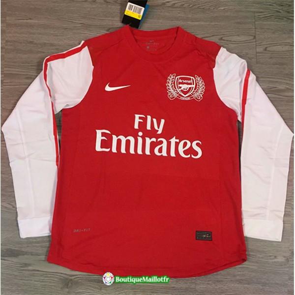 Maillot Arsenal Retro 2011 12 Domicile Édition Du...