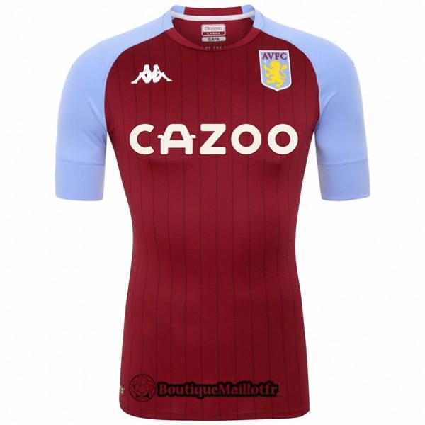 Maillot Aston Villa 2020 Domicile