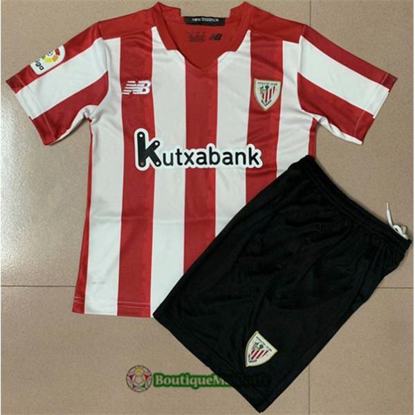 Maillot Athletic Bilbao Enfant 2020 Domicile