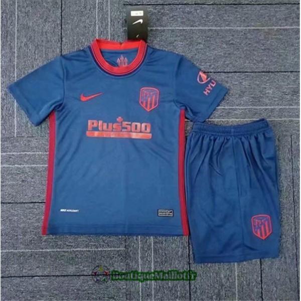 Maillot Atletico Madrid Enfant 2020 Exterieur