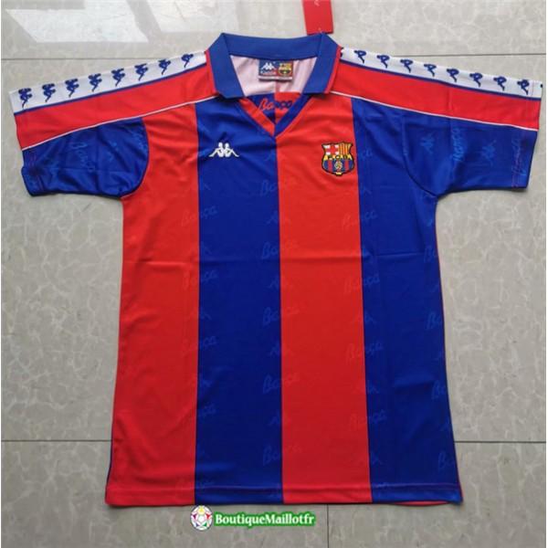 Maillot Barcelone Retro 1992 95 Domicile