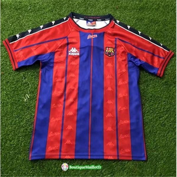Maillot Barcelone Retro 1997 98 Domicile
