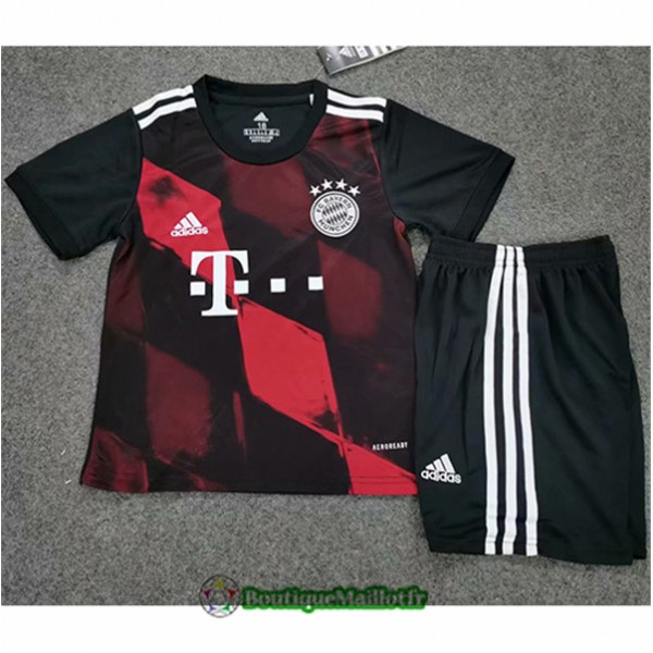 Maillot Bayern Munich Enfant 2020 Third