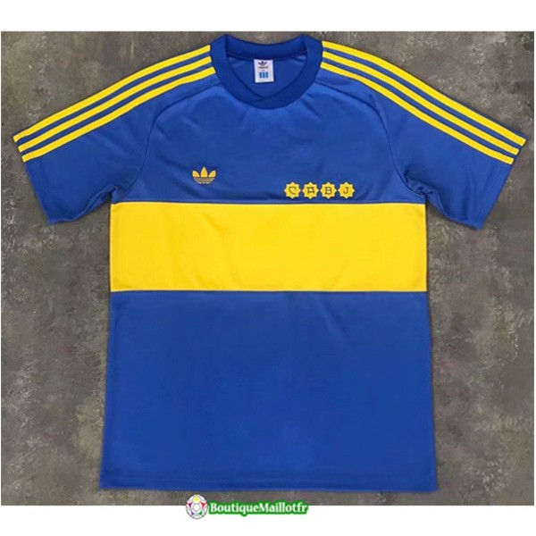 Maillot Boca Juniors Retro 1981 Domicile