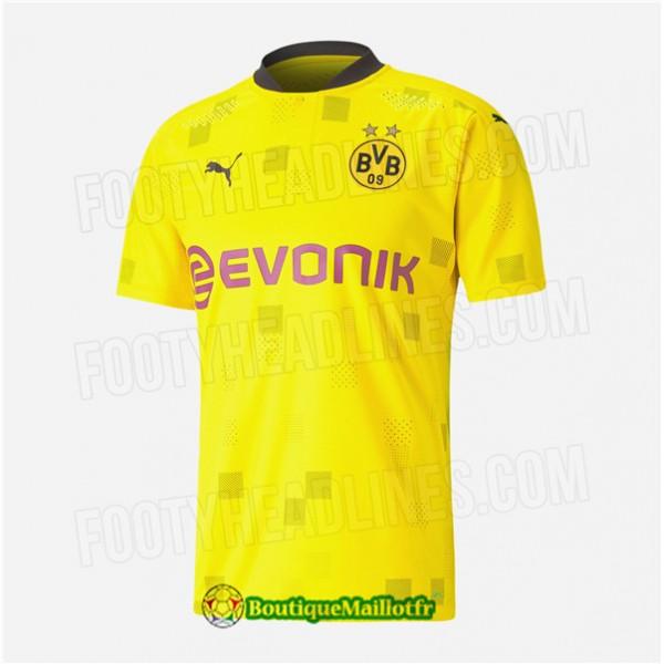 Maillot Borussia Dortmund Champions League 2020 Ja...