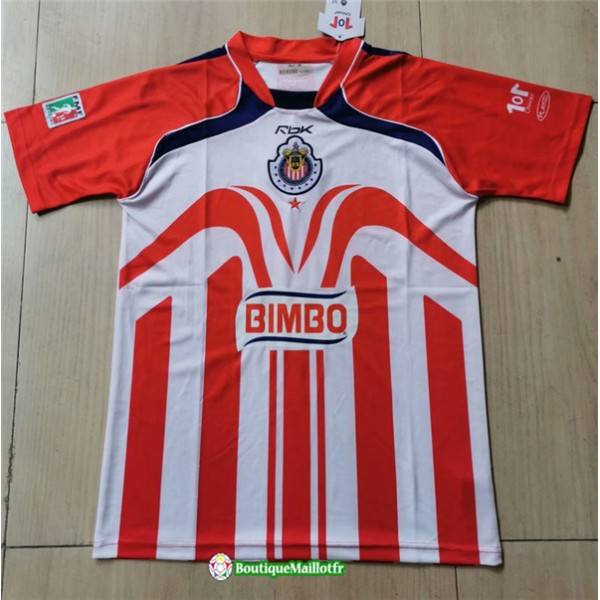 Maillot Chivas Regal Retro 2006 07 Domicile