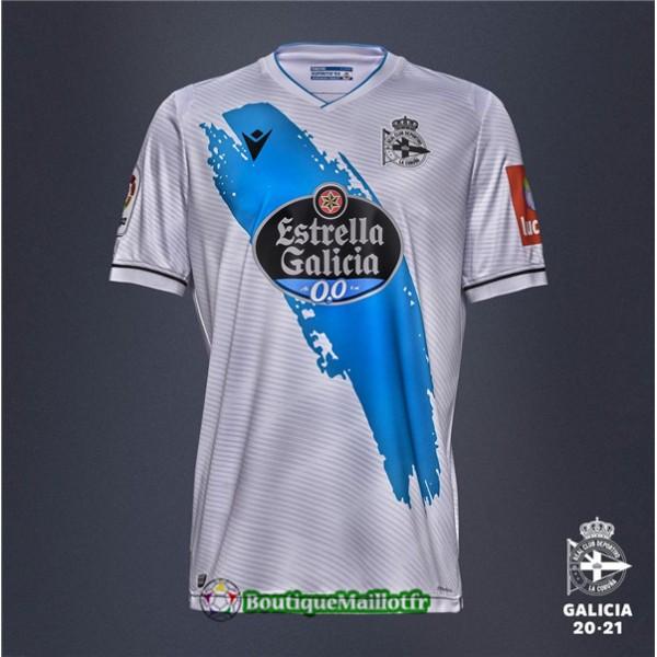 Maillot Deportivo Coruna 2020 Exterieur