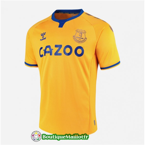 Maillot Everton 2020 Exterieur