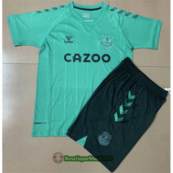 Maillot Everton Enfant 2020 Third