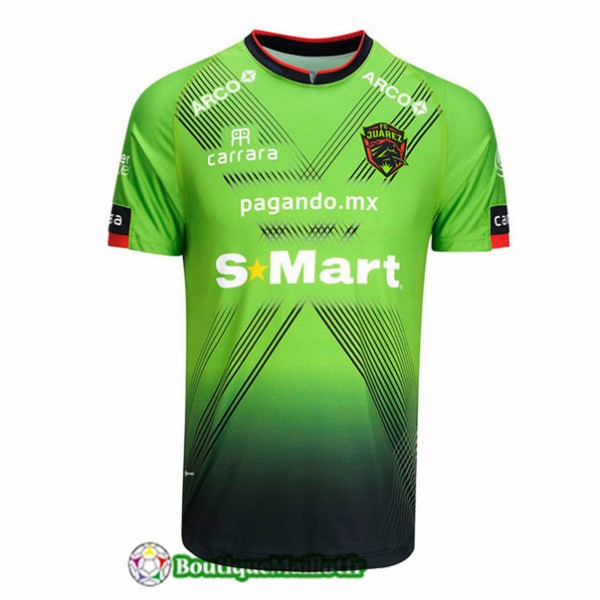 Maillot Fc Juarez 2020 Domicile