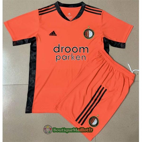 Maillot Feyenoord Enfant Gardien De But 2020