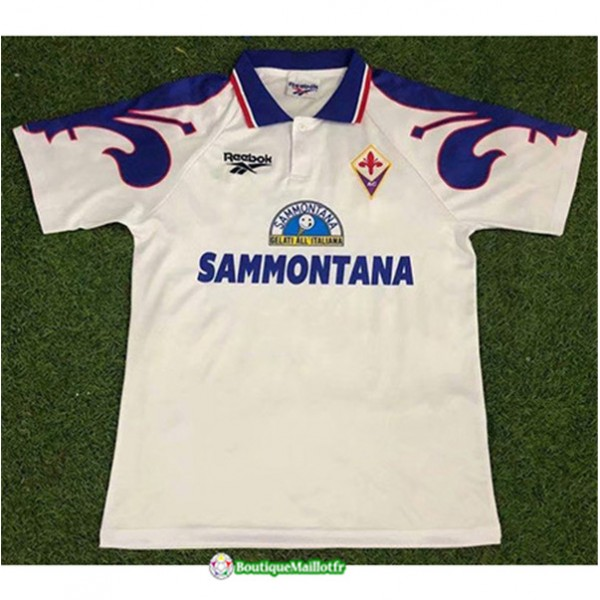 Maillot Fiorentina Retro 1995 96 Exterieur