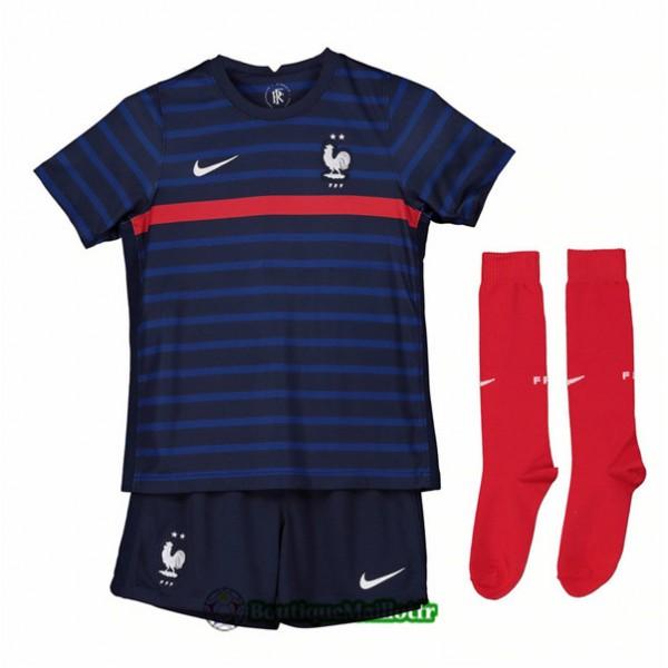 Maillot France 2020 Domicile Enfant