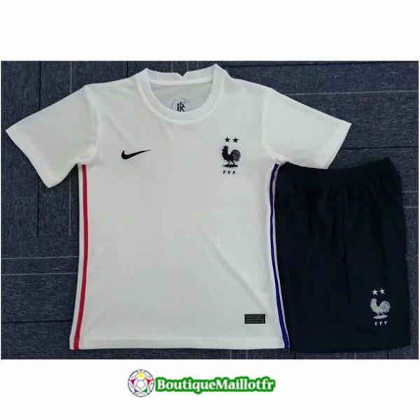 Maillot France Enfant 2020 Exterieur