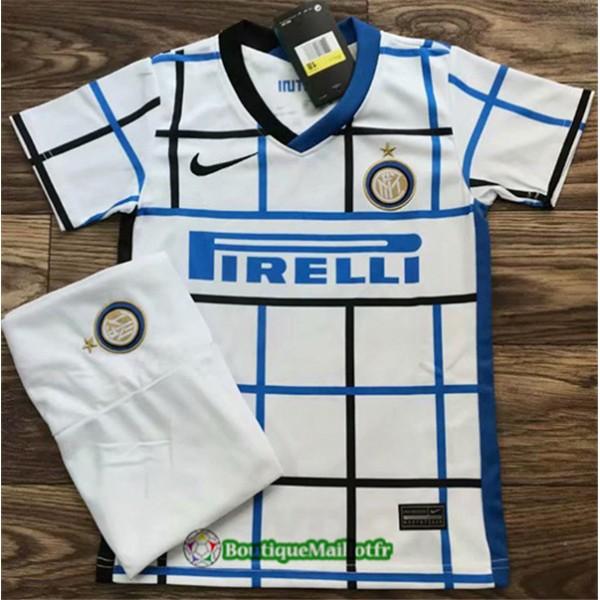 Maillot Inter Milan Enfant 2020 Exterieur