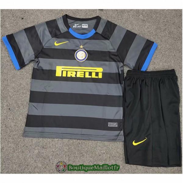 Maillot Inter Milan Enfant 2020 Third