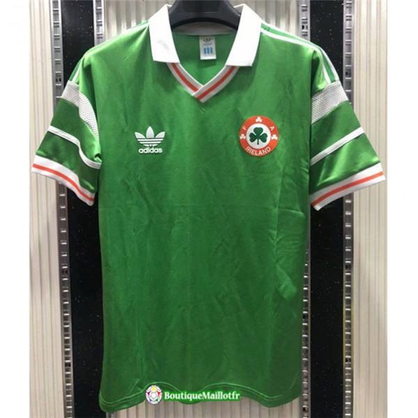 Maillot Irlande Retro 1988 90 Domicile