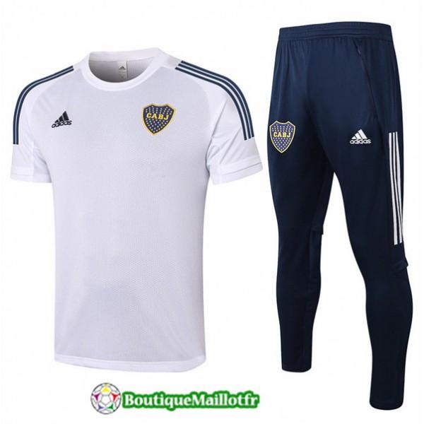 Maillot Kit Entraînement Boca Juniors 2020 Traini...