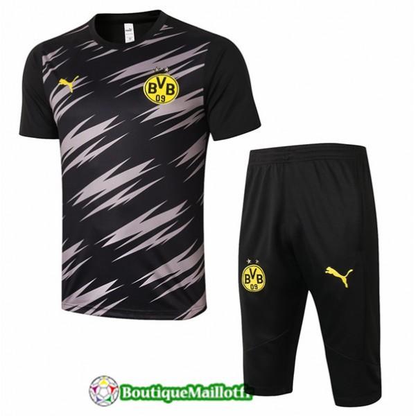 Maillot Kit Entraînement Borussia Dortmund 2020 T...