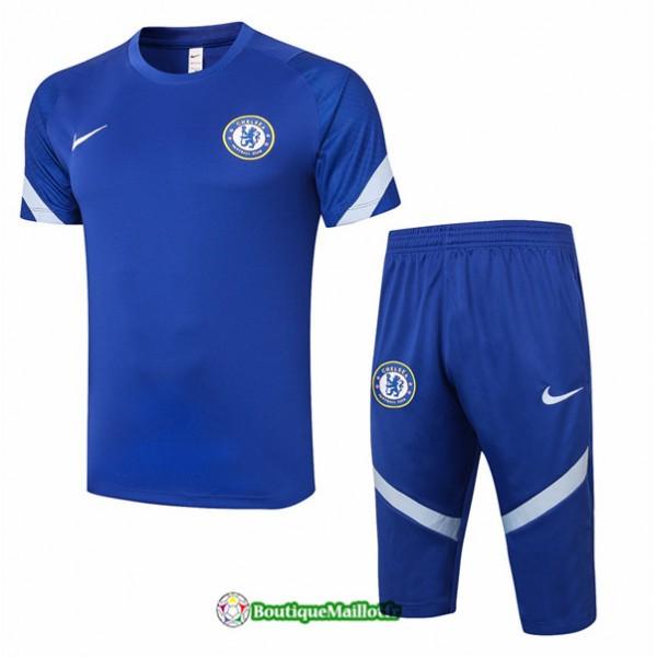 Maillot Kit Entraînement Chelsea 2020 Training 3/...