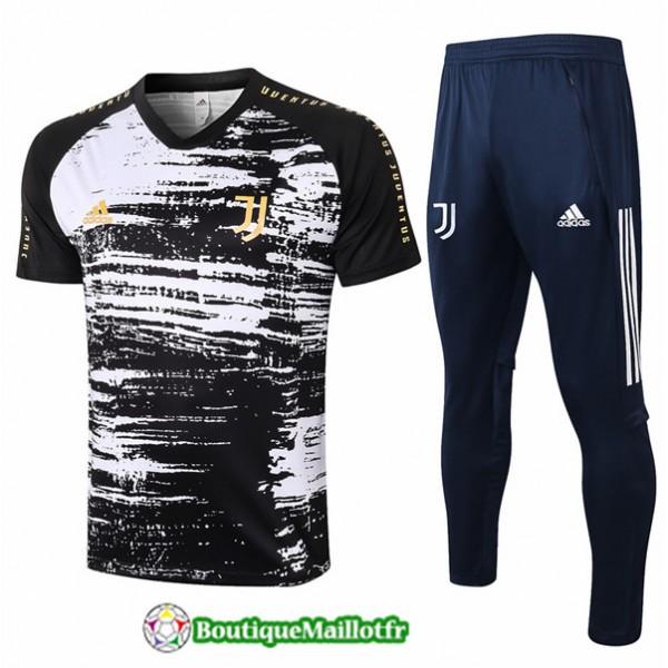 Maillot Kit Entraînement Juventus 2020 Training N...